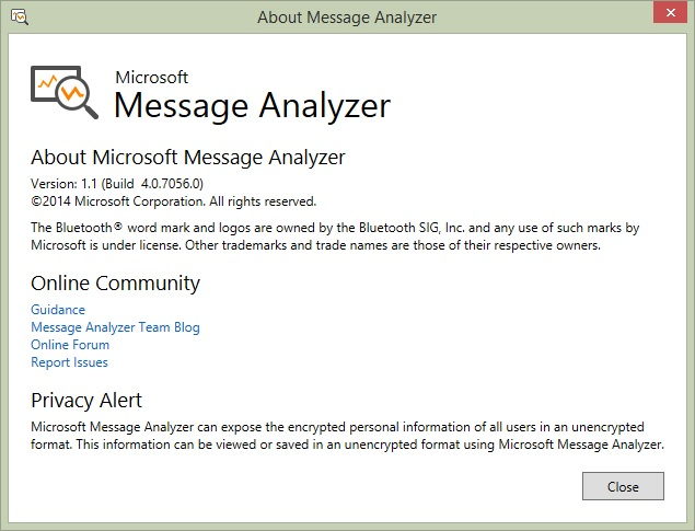 ms-message-analyzer